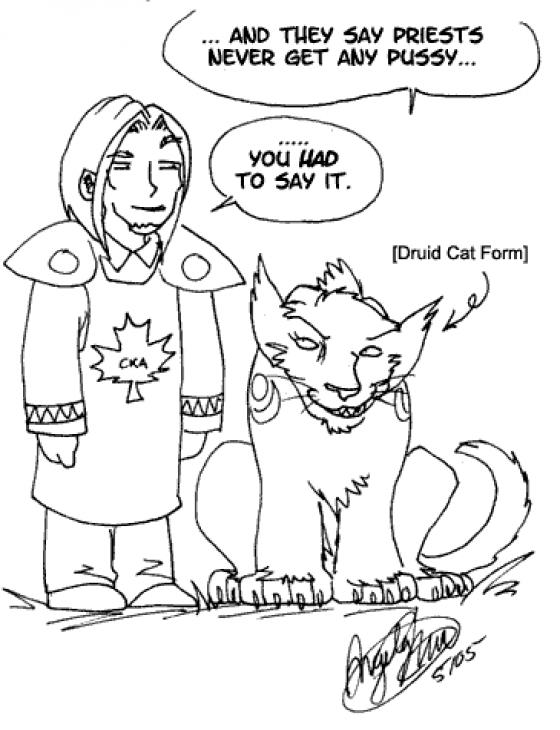 [94] - Druids got the Pussy.