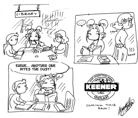 [163] - KEENER'D!