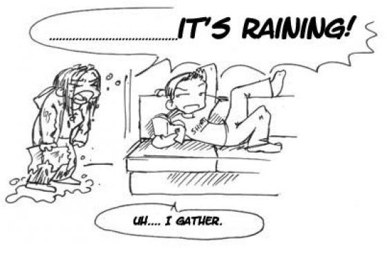 [27] - Rain!!