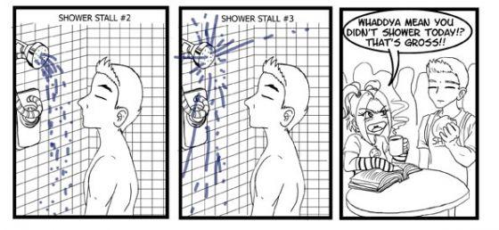 [5] - Shower Stalls