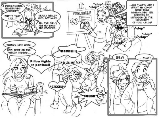 [6] - Engineer's Sorority